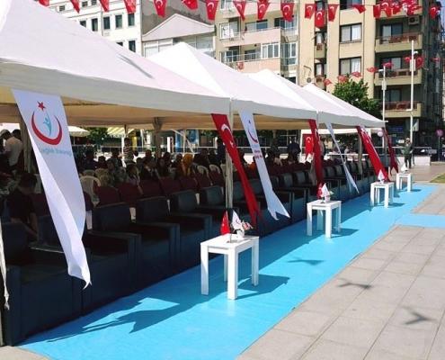 Protokol Katılımlı Açılış Organizasyonu Manisa Organizasyon