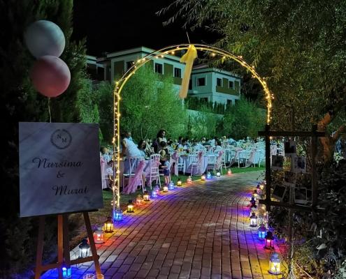 düğün girişi düğün organizasyonu