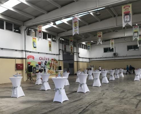 fabrika organizasyonu