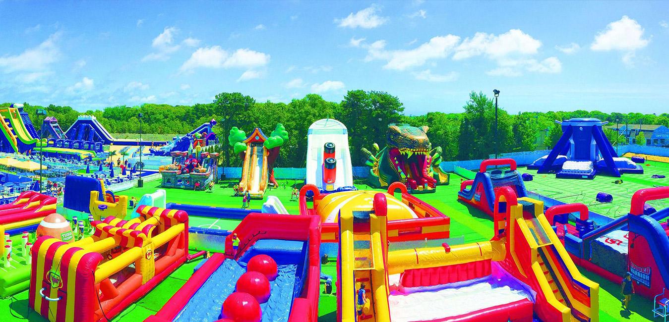 Manisa Şişme Oyun Parkları