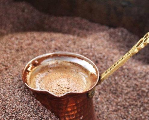 reklam organizasyon kumda kahve