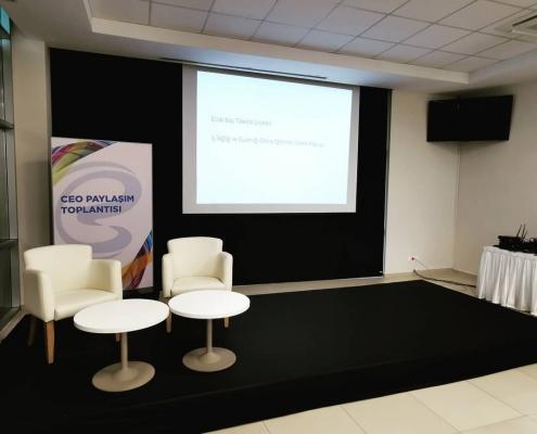 seminer ve toplantı organizasyonu